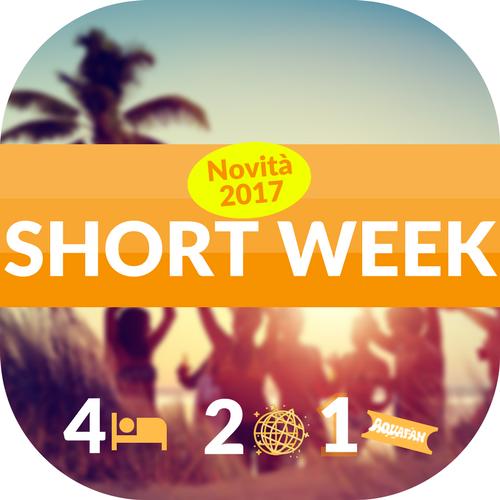 pulsante short week