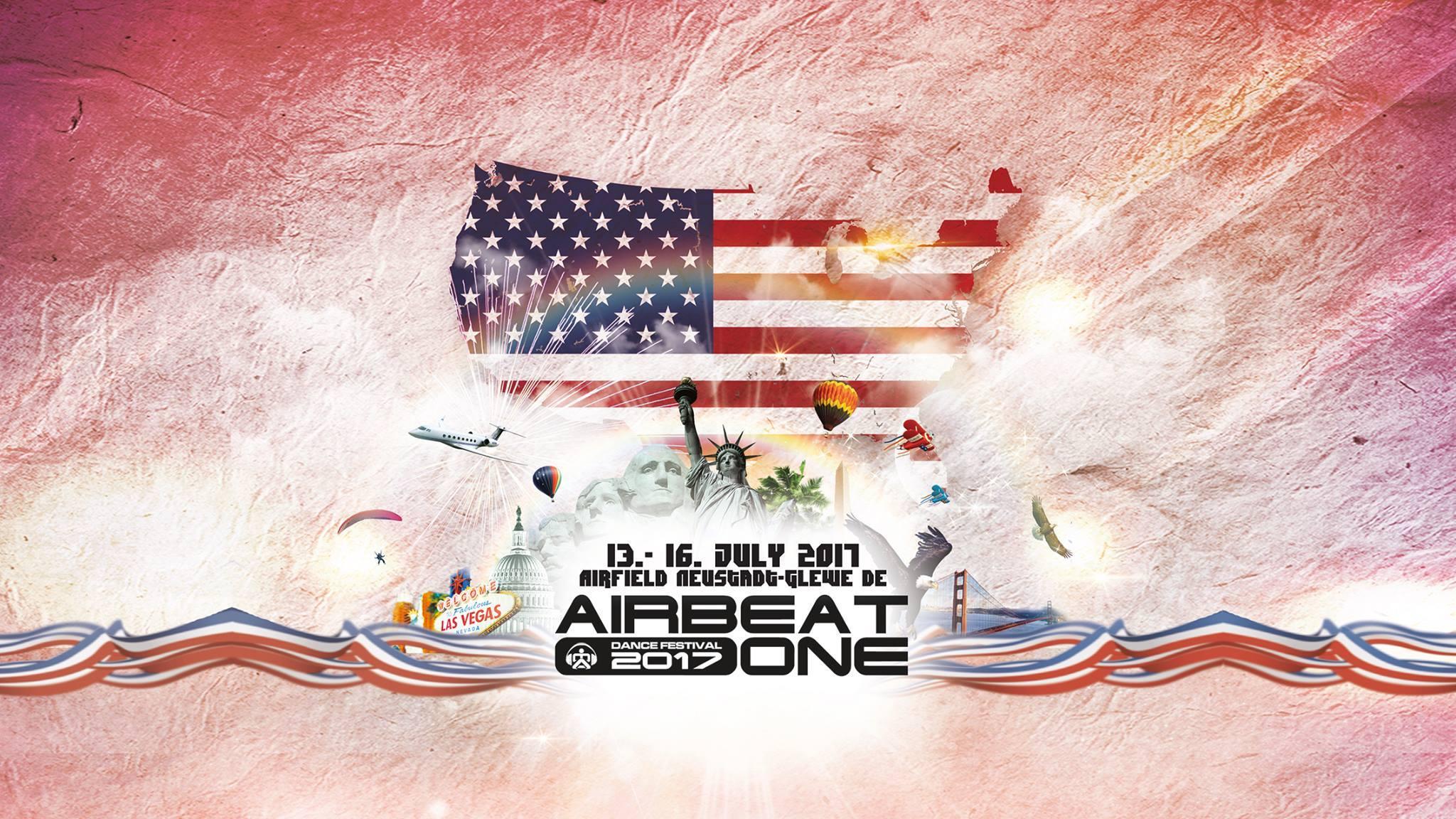 AIRBEAT ONE FESTIVAL 2017 – Dal 13 al 16 Luglio 2017 – TICKET – Pacchetti camping + Ingresso