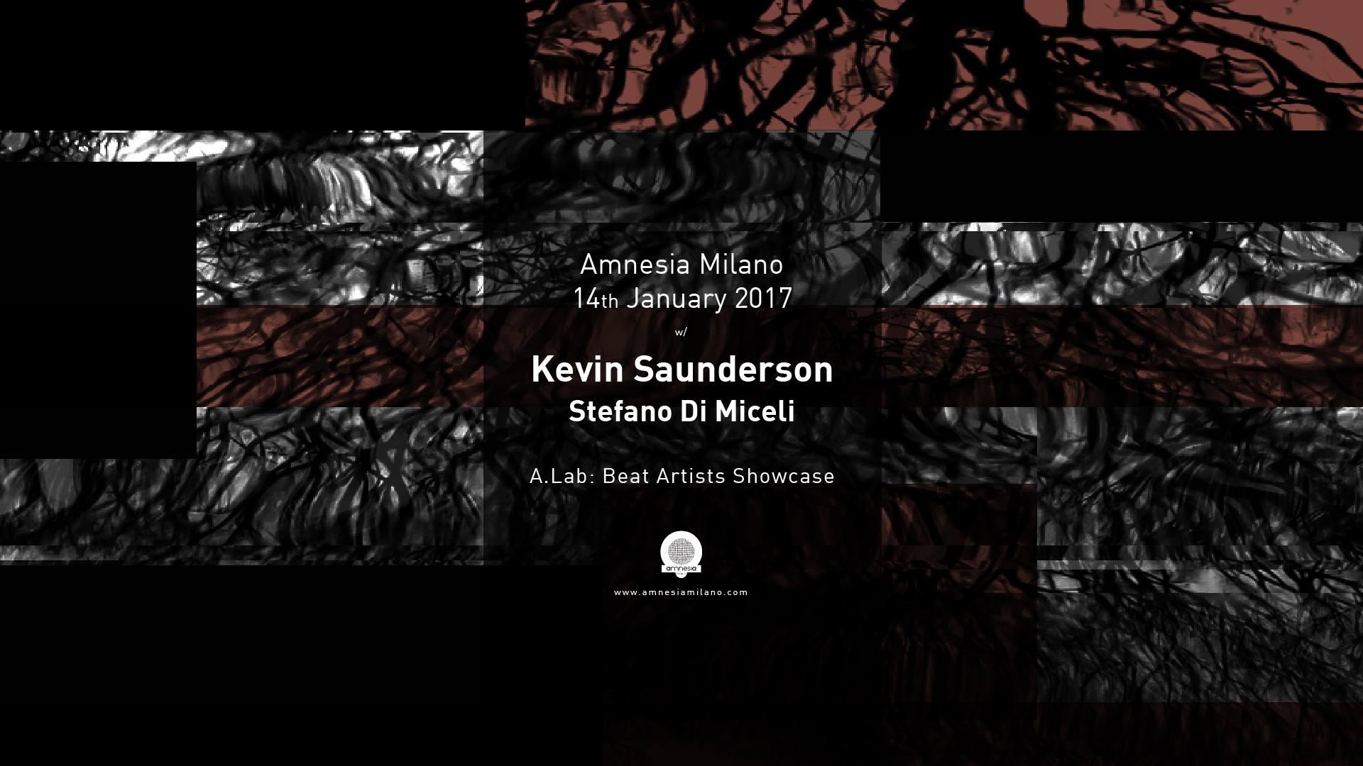 Kevin Saunderson // Stefano Di Miceli @Amnesia Milano – Ticket – Tavoli – Pacchetti Hotel + Ingresso