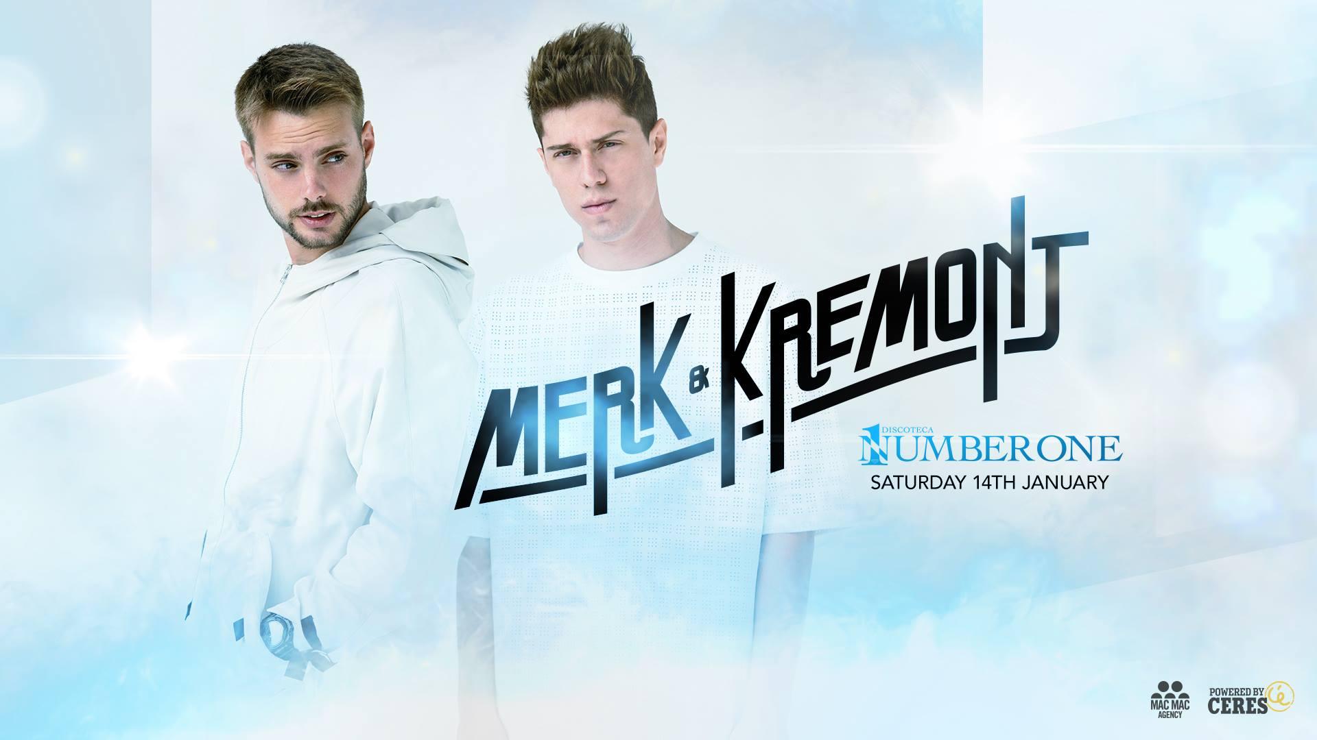 Merk & Kremont – 14 Gennaio 2017 – Number One