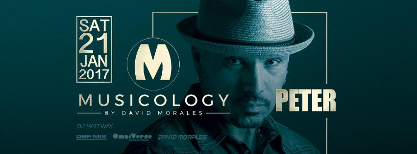David Morales @PeterPanClub – Riccione – 21 Gennaio 2017