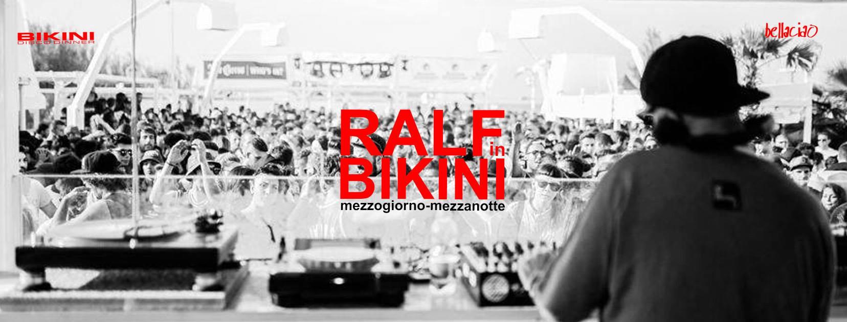 RALF IN BIKINI 2017 – DATE – INFO