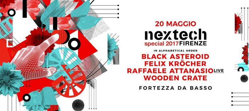 NEXTECH Special 2017 @ Fortezza da Basso (Firenze) – Sabato 20 Marzo