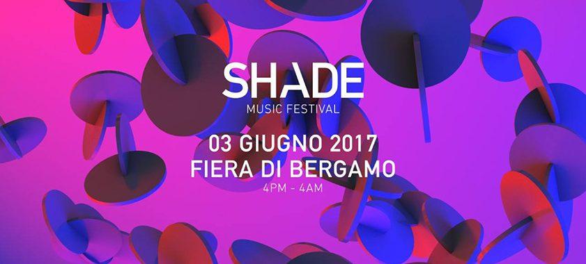 shade music festival 2017 bergamo ticket pacchetti hotel