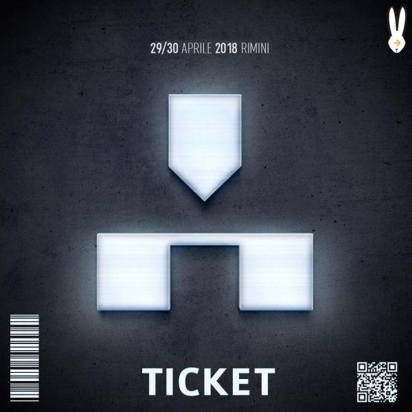 ticket MIF MUSIC lNSIDE FESTIVAL 2018