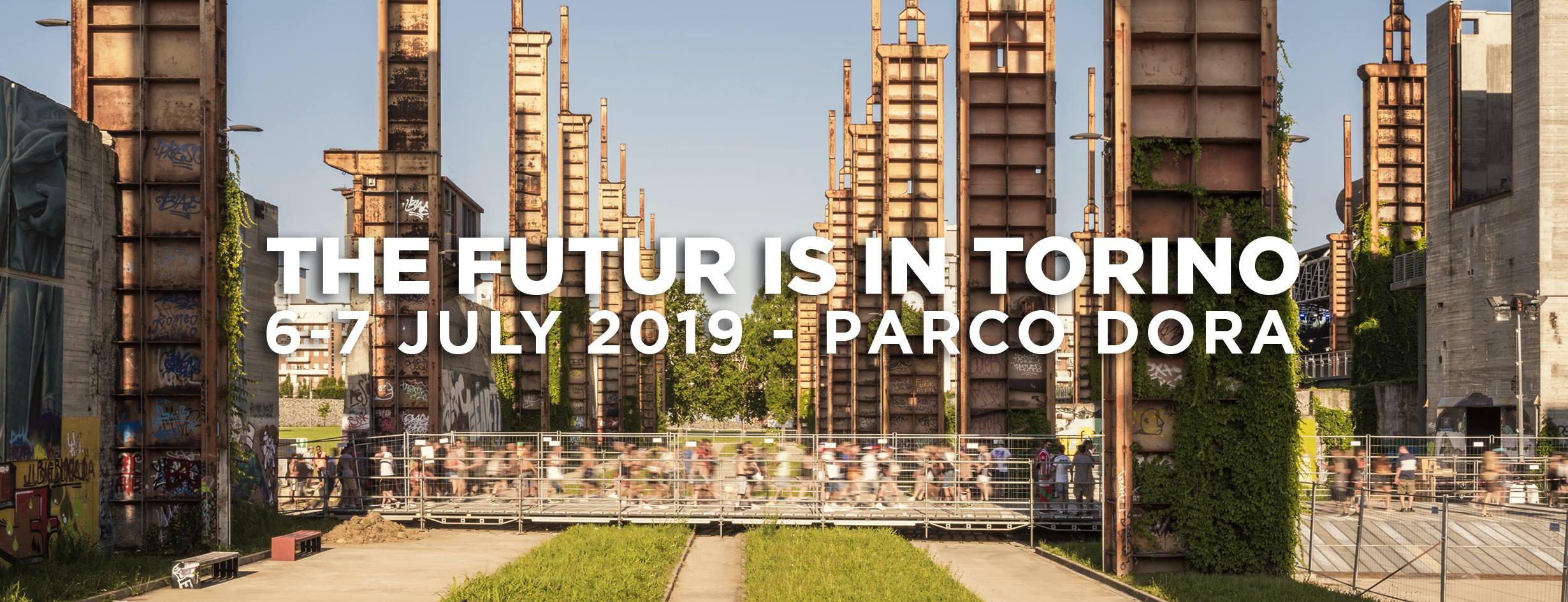 Kappa FuturFestival 2019 – Torino – Ticket Pacchetti Hotel
