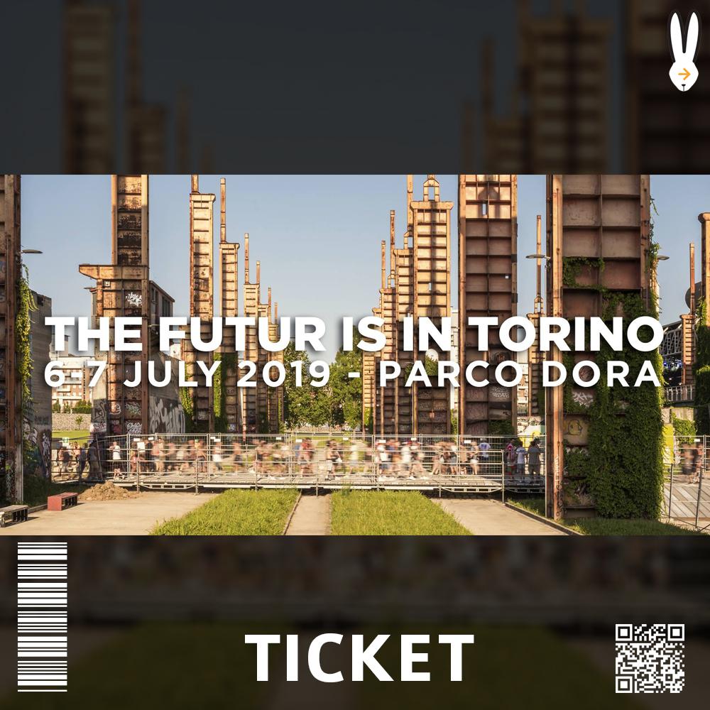 Ticket Kappa Futur Festival 2019