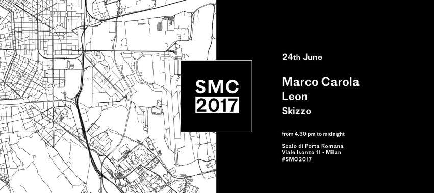 MARCO CAROLA Social Music City Milano Sabato 24 Giugno 2017