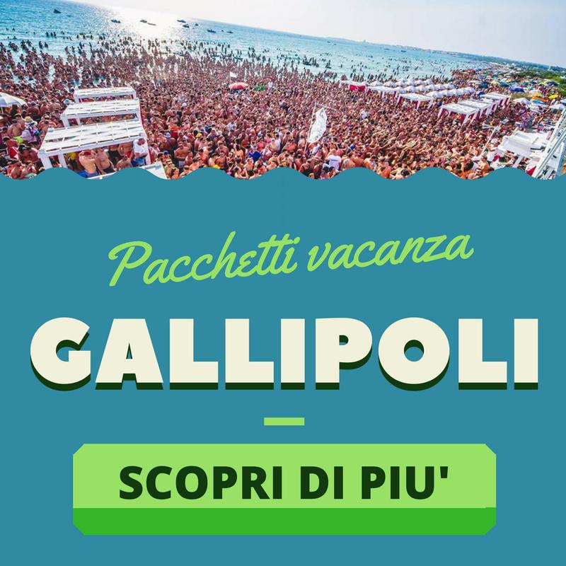 PULSANTE GALLIPOLI