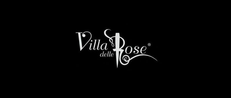Villa Delle Rose Logo Copertina