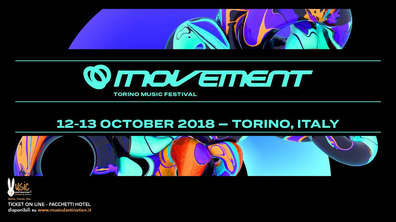 Movement torino 2018 12 13 ottobre 2018