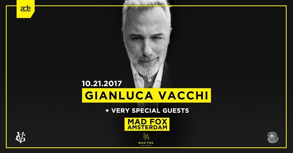 Gianluca Vacchi parteciperà all'ADE 2017 di Amsterdam
