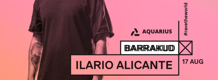 Ilario Alicante contro il Barrakud: botta e risposta su Facebook