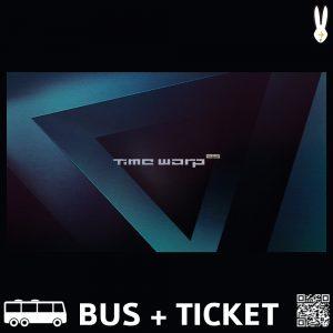 Time Warp Festival 2019 – Pacchetti Bus Ufficiali Italia