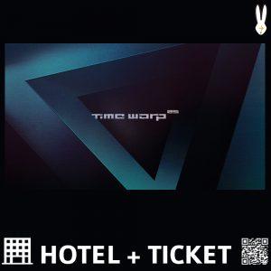 Time Warp Festival 2019 – Pacchetti Hotel + Ticket