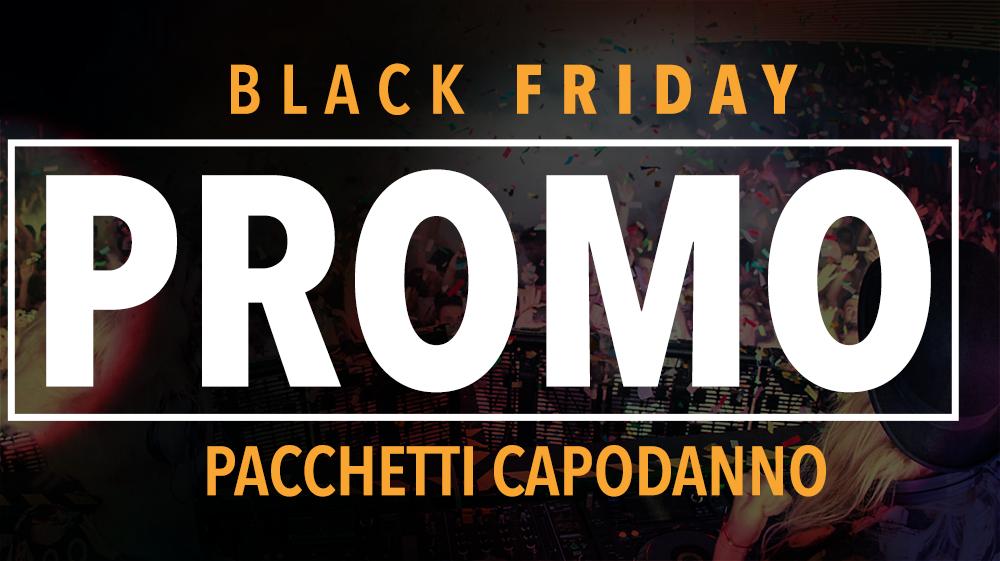 PROMOZIONE Black Friday 2017