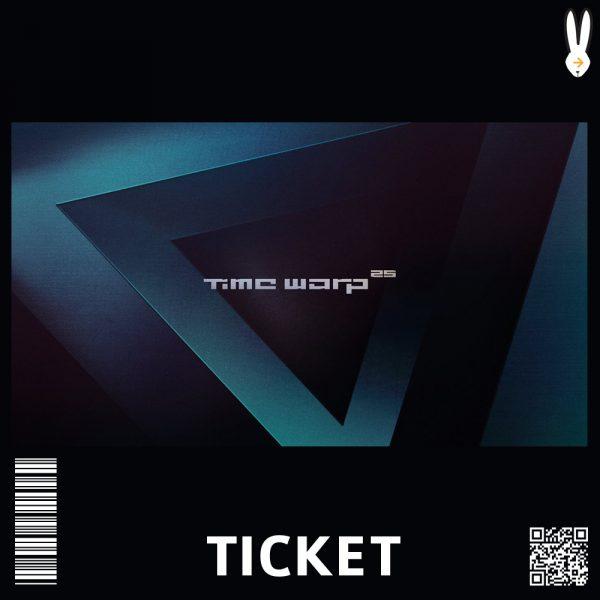 Ticket TIME WARP FESTIVAL