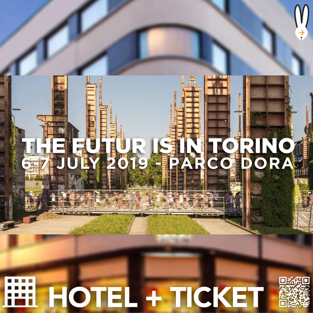 PACCHETTI HOTEL kAPPA FUTURFESTIVAL 2019