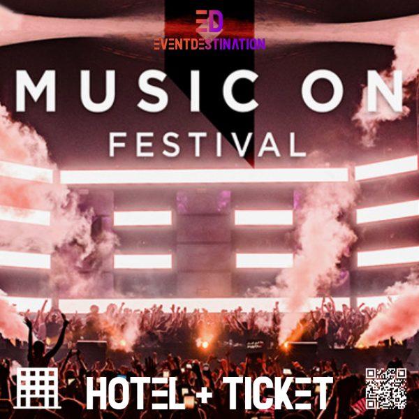 pacchetti hotel music on festival