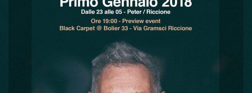 PETER presenta DJ RALF 1 GENNAIO 2018