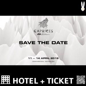 Caprices Festival 2018 – Pacchetti Hotel + Ticket