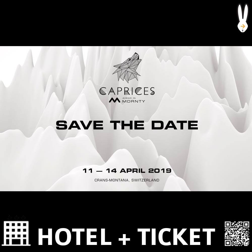 PACCHETTI HOTEL CAPRICES FESTIVAL