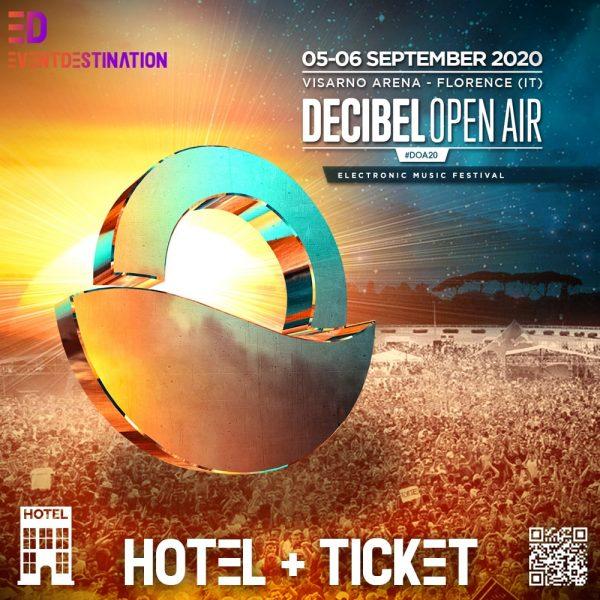 PACCHETTI HOTEL DECIBEL OPENA AIR 2020-min