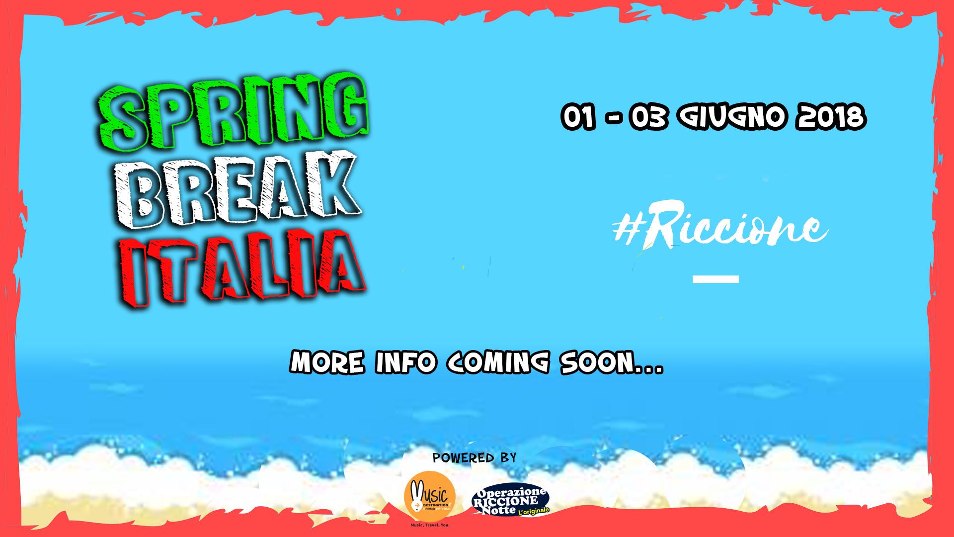 Spring Break Italia