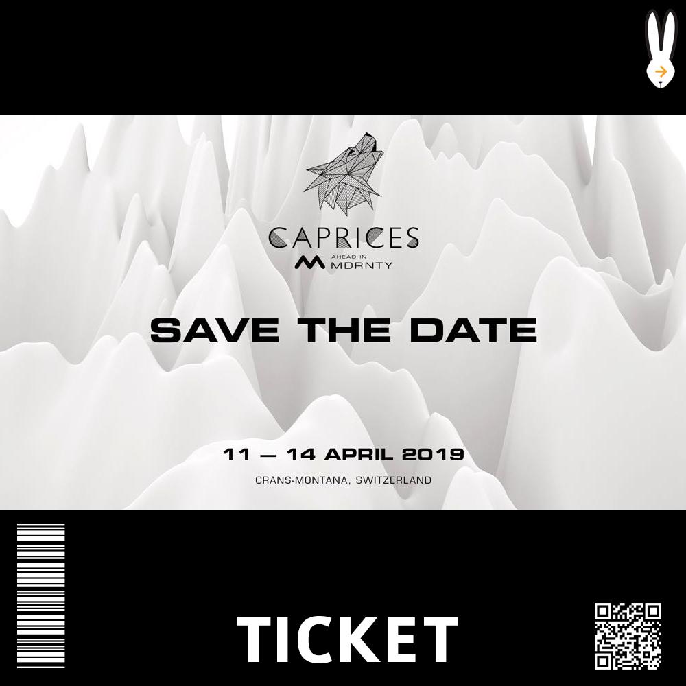 Ticket Caprices Festival svizzera crans montana