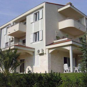 appartamenti novalja esterno