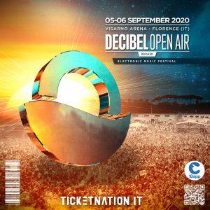 Ticket Decibel Open Air 2020