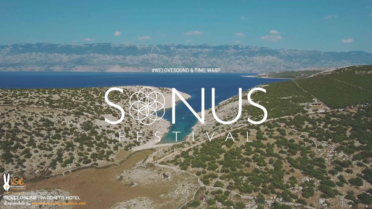 Annunciate le date del Sonus Festival 2019 , dal 18 al 22 Agosto 2019