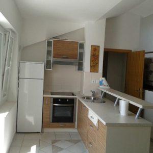 cucina appartamenti novalja 4 5 persone