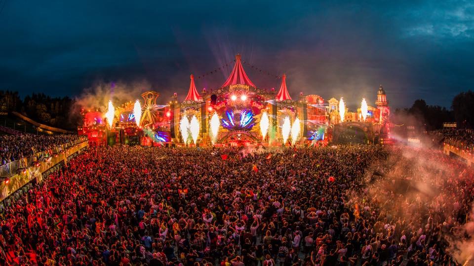 Tomorrowland 2018 Italia – 28 Luglio – UNITE Parco di Monza