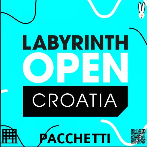 LABYRINTH FESTIVAL CROAZIA PACCHETTI CAMPECGIO BEACH HOUSE