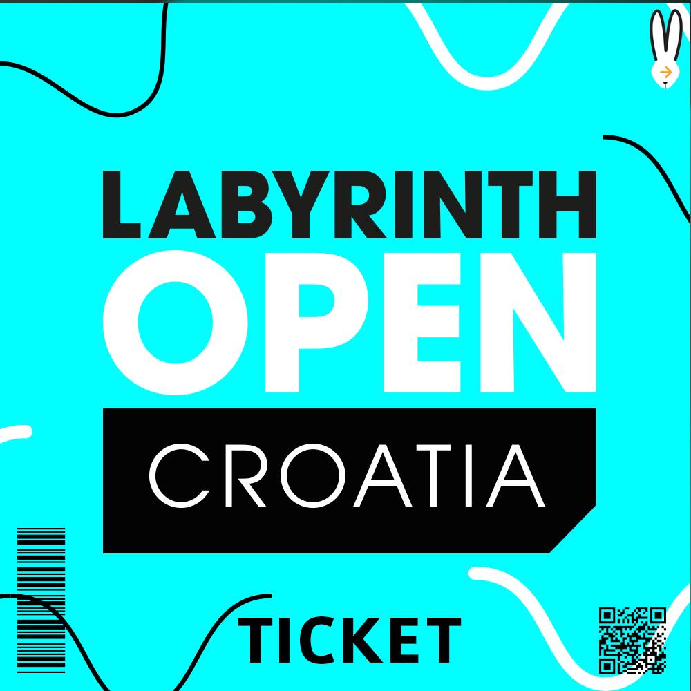 LABYRINTH FESTIVAL CROAZIA TICKET