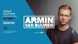 ARMIN VAN BUUREN COCORICO 2018