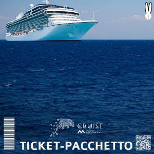Ticket Mdrnty Cruise 2018
