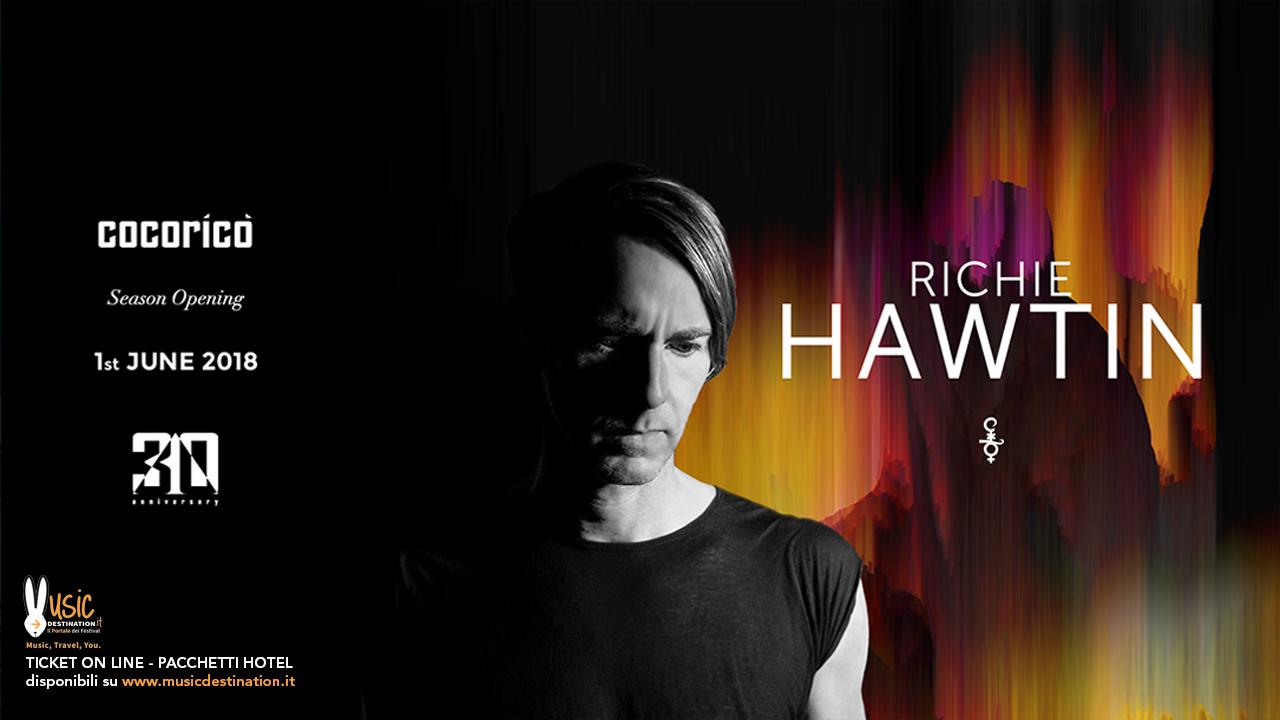 COCORICO | Richie Hawtin | 01 Giugno 2018