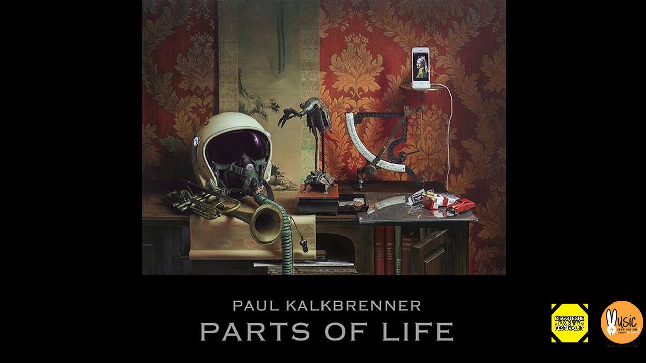 PAUL KALKBRENNER – SPAZIO NOVECENTO – ROMA – 5 Maggio 2018 – TICKET  – PACCHETTI HOTEL