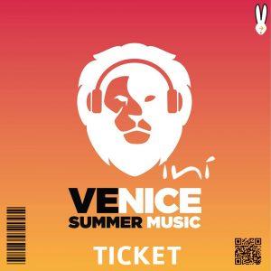 Ticket Venice Summer Music Festival 2018