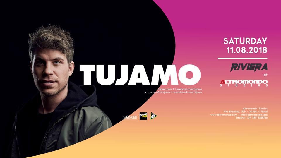 ALTROMONDO | Riviera w/ Tujamo | 11 Agosto 2018