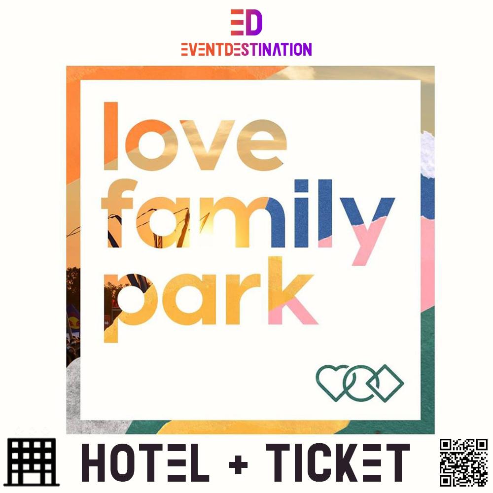 Love Family Park 2019 – Pacchetti Hotel + Ticket