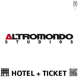 Altromondo Studios – Pacchetti Hotel + Ticket