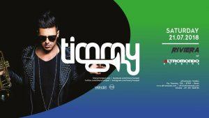 TIMMY TRUMPET ALTROMONDO STUDIOS 21 LUGLIO 2018