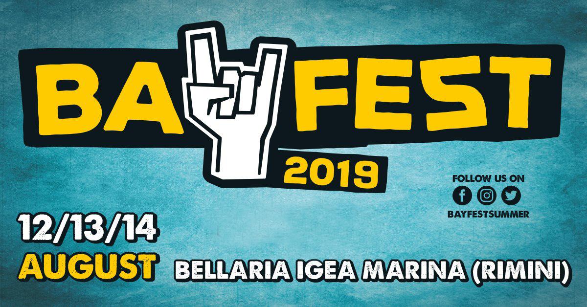 bay fest 2019 igea marina rimini 12 13 14 agosto