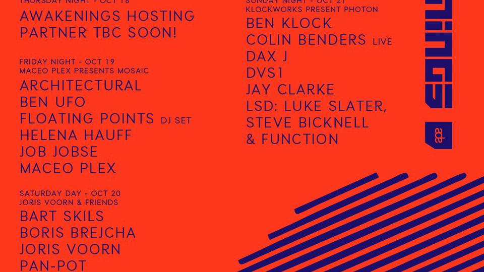 Awakenings Festival @ Amsterdam NYE 2019