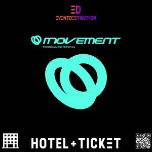 Movement Torino Music Festival 2019 – Pacchetti Hotel + Ticket