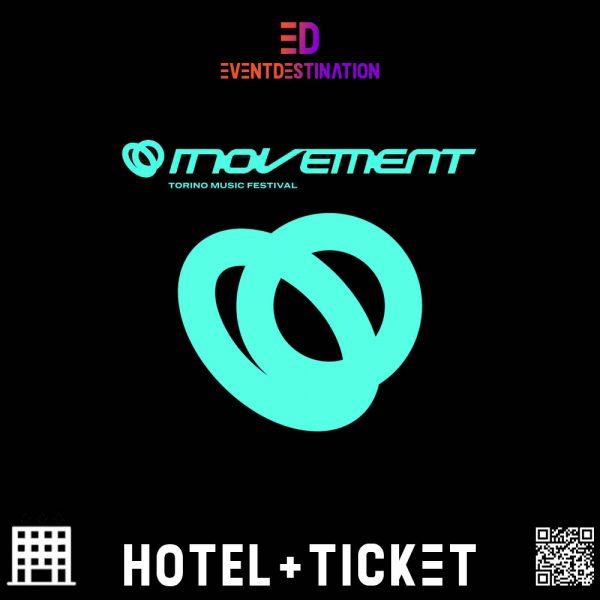 PACCHETTI HOTEL MOVEMENT TORINO MUSIC FESTIVAL