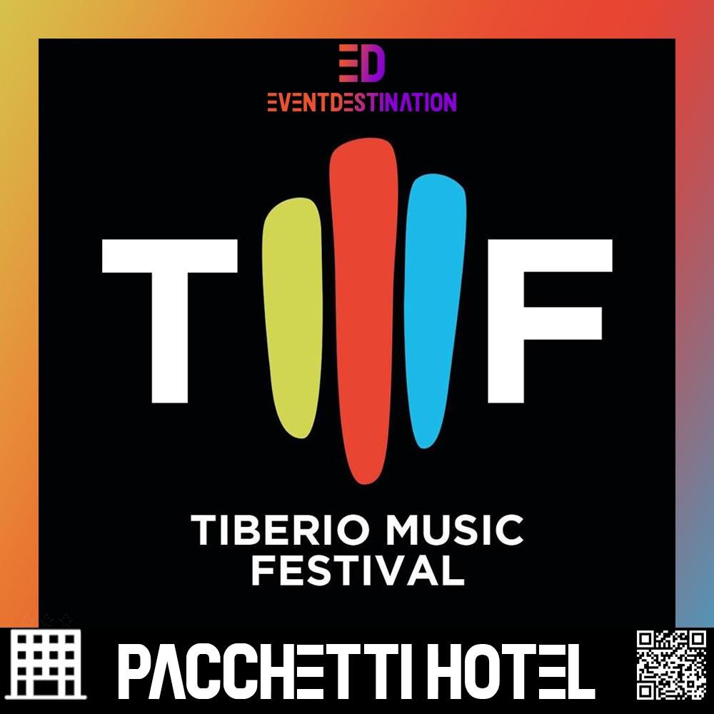 PACCHETTI HOTEL TIBERIO MUSIC FESTIVAL
